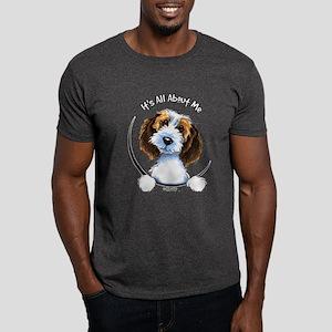 Petit Basset Griffon Vendeen IAAM Dark T-Shirt