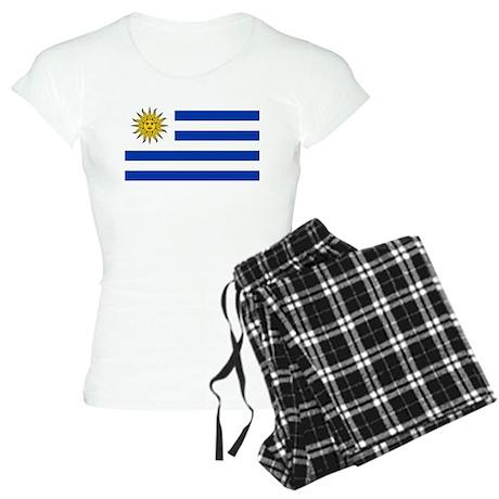 Uruguay Women's Light Pajamas