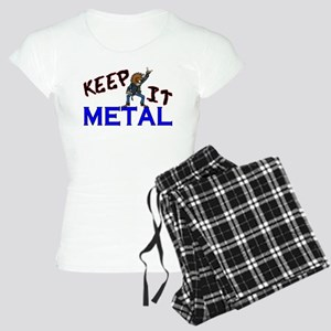 Keep It Metal Women's Light Pajamas