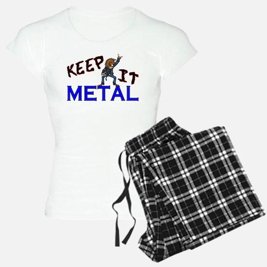 Keep It Metal Pajamas