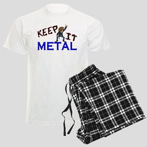 Keep It Metal Men's Light Pajamas