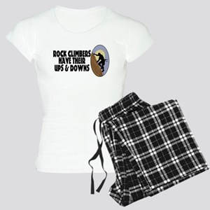 Rock Climbers Women's Light Pajamas