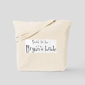 Soon Bryan's Bride Tote Bag