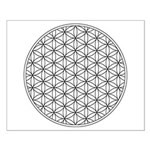 Small poster of the Flower of Life