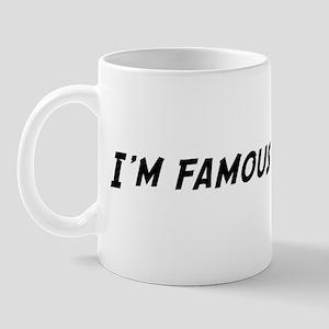 Famous in Alabama Mug