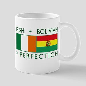 Irish Bolivian flags Mug