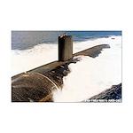 USS COLUMBUS Mini Poster Print