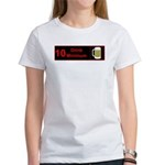 10 drink minimum Women's T-Shirt