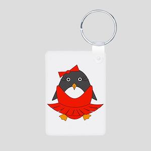Penguin In Red