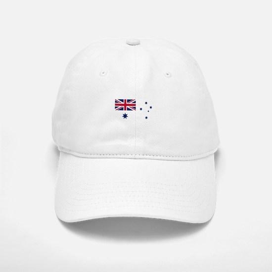 Australian Flag Baseball Baseball Cap