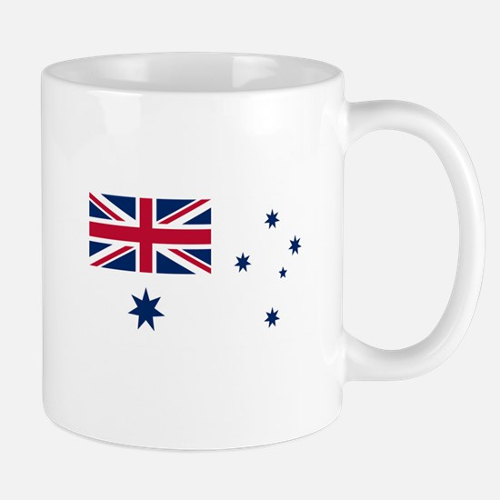 Australian Flag Mug