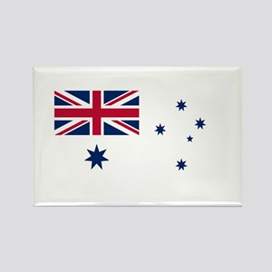 Australian Flag Rectangle Magnet