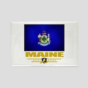 Maine Pride Rectangle Magnet