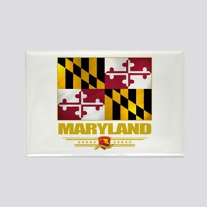 Maryland Pride Rectangle Magnet