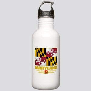 Maryland Pride Stainless Water Bottle 1.0L