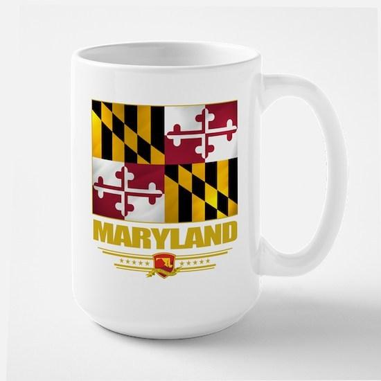 Maryland Pride Large Mug