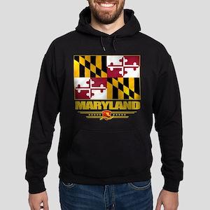 Maryland Pride Hoodie (dark)
