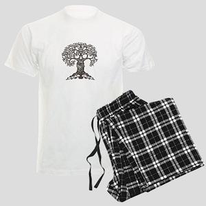 The Reading Tree Men's Light Pajamas