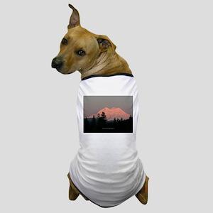 Majestic Mountains Dog T-Shirt