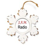 JAM Radio Rustic Snowflake Ornament