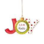 JAM Radio Joy Ornament