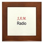 JAM Radio Framed Tile