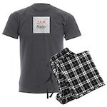JAM Radio Men's Charcoal Pajamas