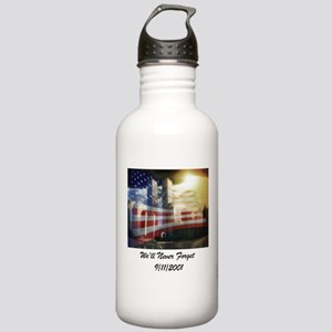 We'll Never Forget Stainless Water Bottle 1.0L
