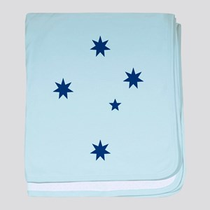 Southern Cross Baby Blanket
