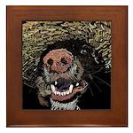 The Dingo-Framed Tile