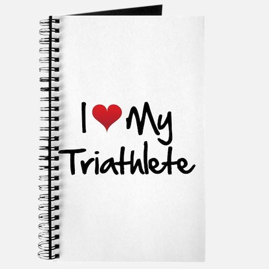 I heart my triathlete Journal