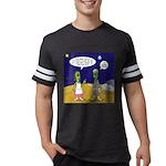 Alien Shopping Mens Football Shirt