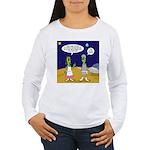 Alien Shopping Women's Long Sleeve T-Shirt