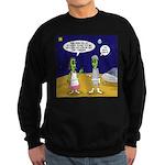 Alien Shopping Sweatshirt (dark)