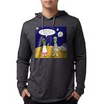 Alien Shopping Mens Hooded Shirt