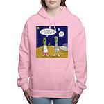Alien Shopping Women's Hooded Sweatshirt