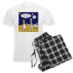 Alien Shopping Men's Light Pajamas