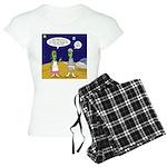 Alien Shopping Women's Light Pajamas
