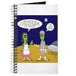 Alien Shopping Journal