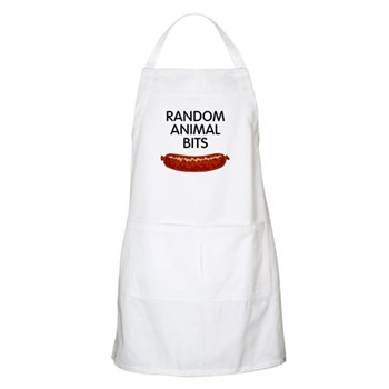 "Apron - ""Random Animal Bits"" Sausage"
