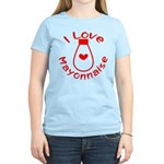 I Love Mayonnaise Women's Light T-Shirt