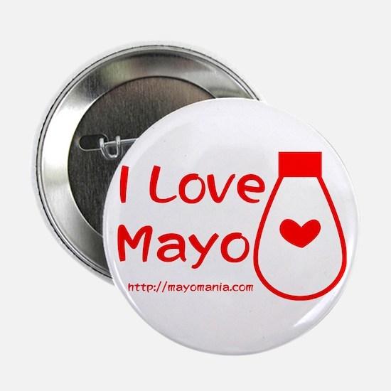 "I Love Mayo 2.25"" Button"