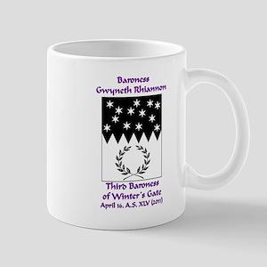 Gwyneth Baroness Mug