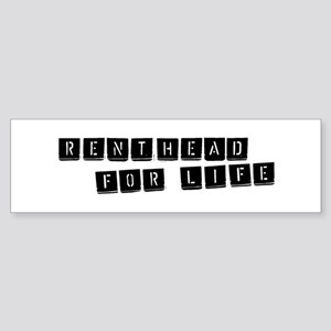 For Life Bumper Sticker