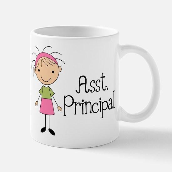 Cute Assistant Principal Mug