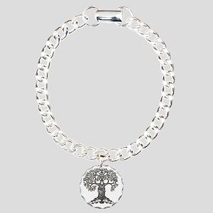 The Reading Tree Charm Bracelet, One Charm