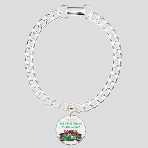 No such thing as too many boo Charm Bracelet, One