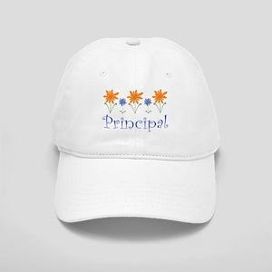 Principal Gift Flowered Cap