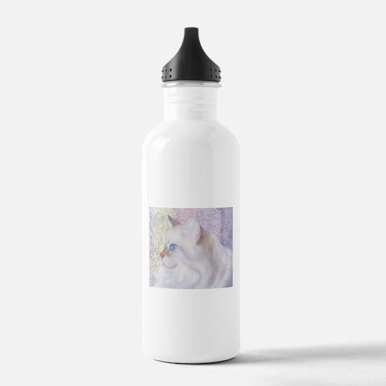 Grace in the morning Water Bottle