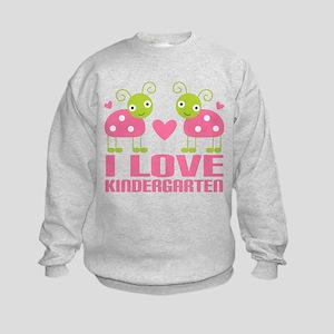 Cute Kindergarten Kids Sweatshirt